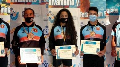 Photo of Los benaventanos se visten de oro y récords en la IV Copa de España de Salvamento y Socorrismo