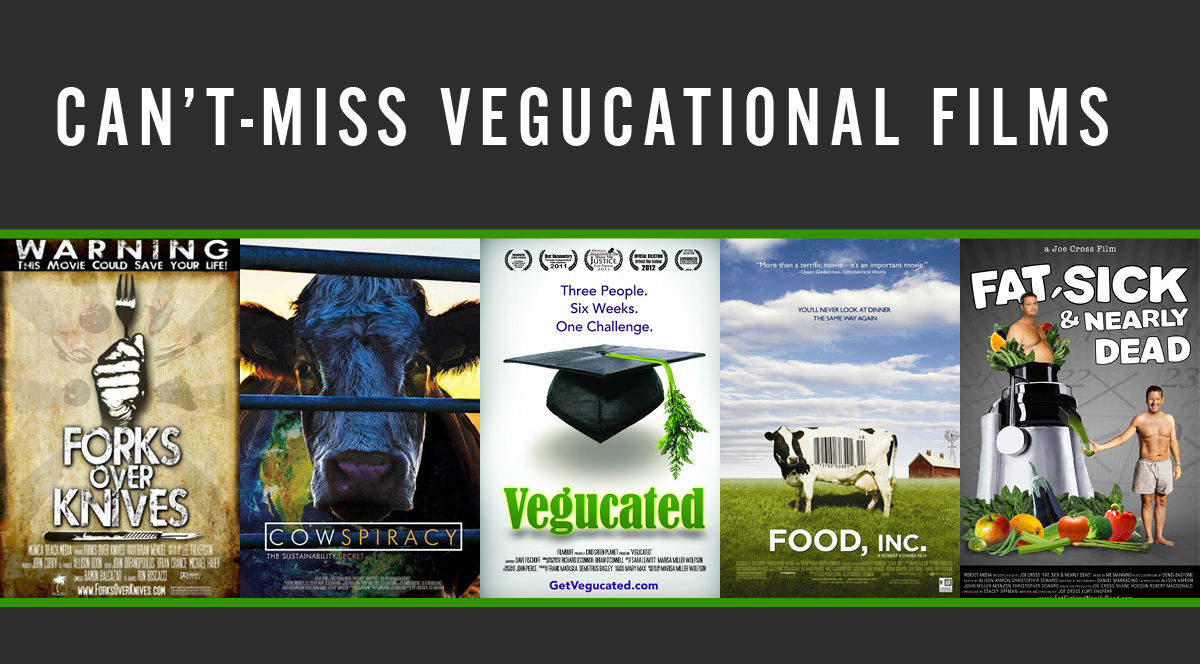 Image result for vegan documentaries