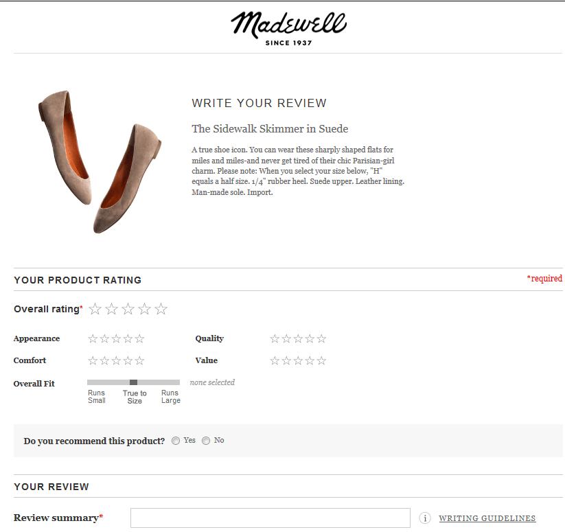 MadewellReview