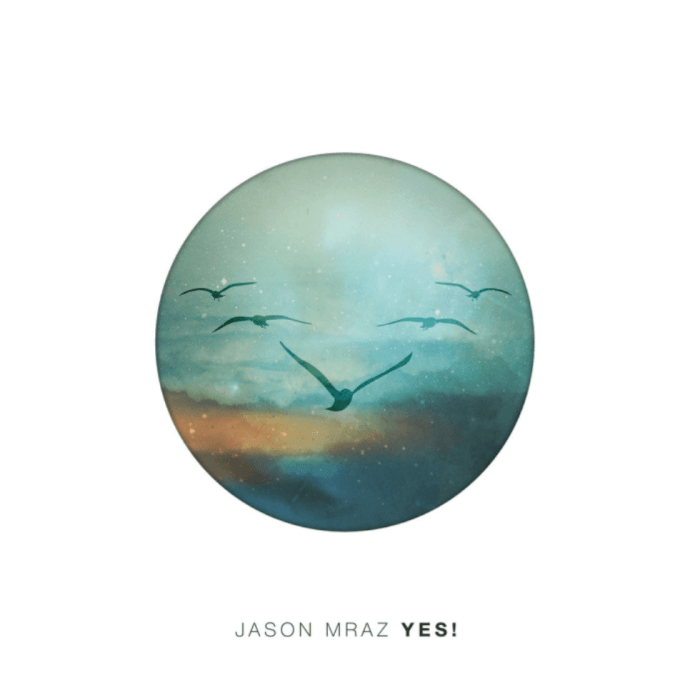 <b><u>Jason Mraz - Yes!</b></u><br><i>(2014, Atlantic)</i><br><small>assistant engineer, drums,<br>percussion, piano, organ</small>