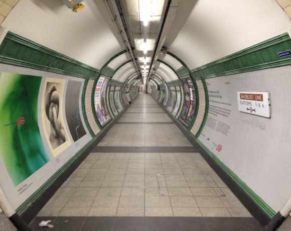 finding the subway in london