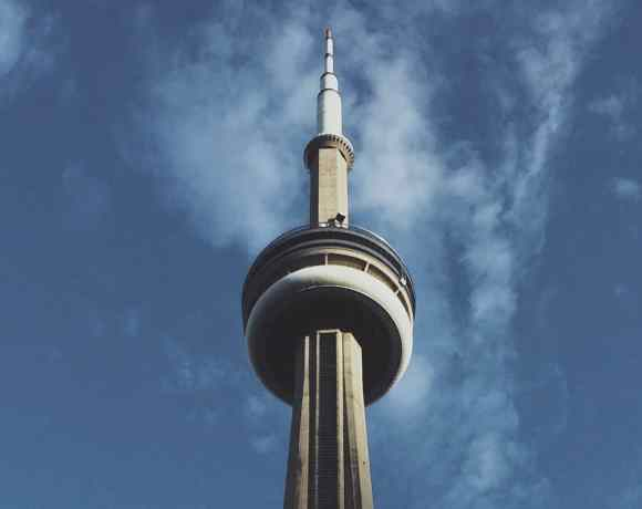toronto tower CN