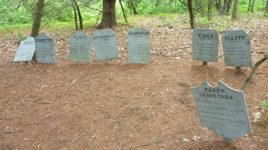 waste graveyard image