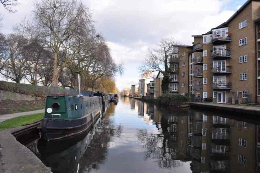 canal walk east london image