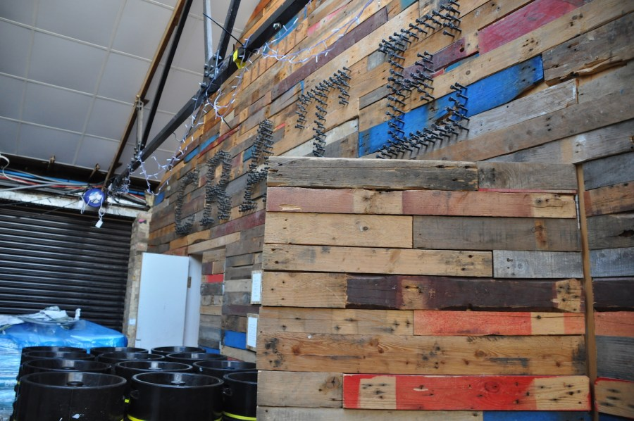 crate brewery east london