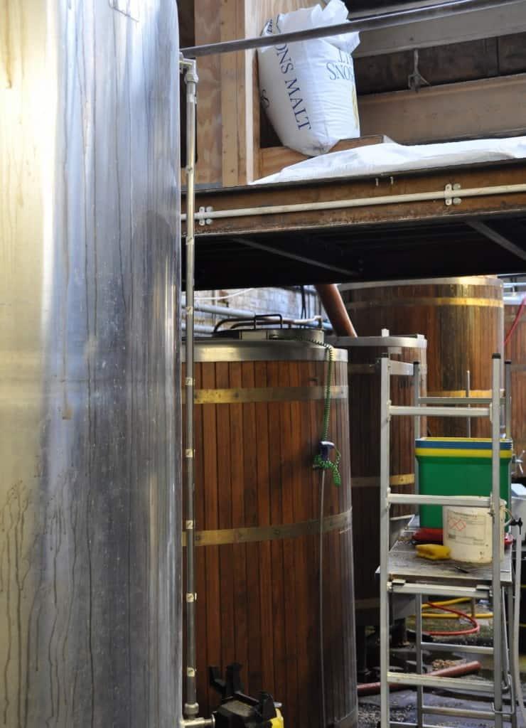 brewery east london