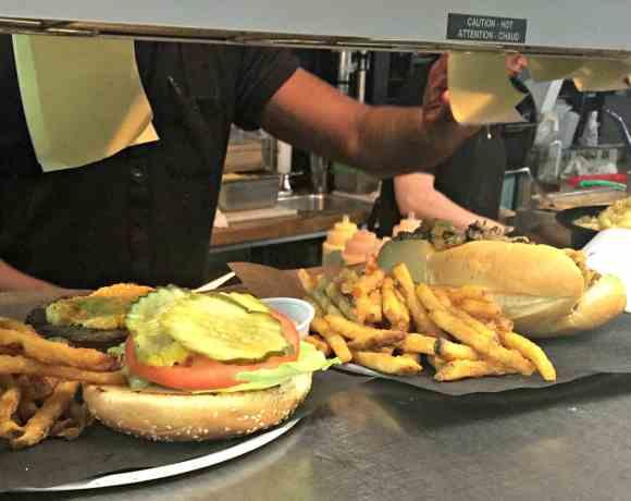 vegan fast food in toronto