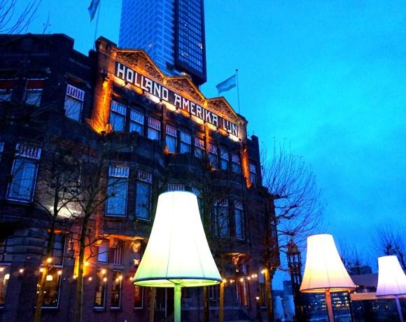 hotel new york rotterdam historic building image