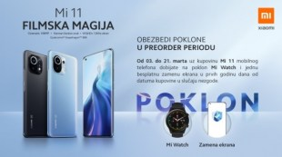Xiaomi Mi 11 – Prices and start of sales in Serbia!