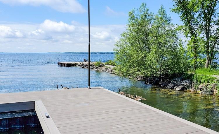 Composite Dock
