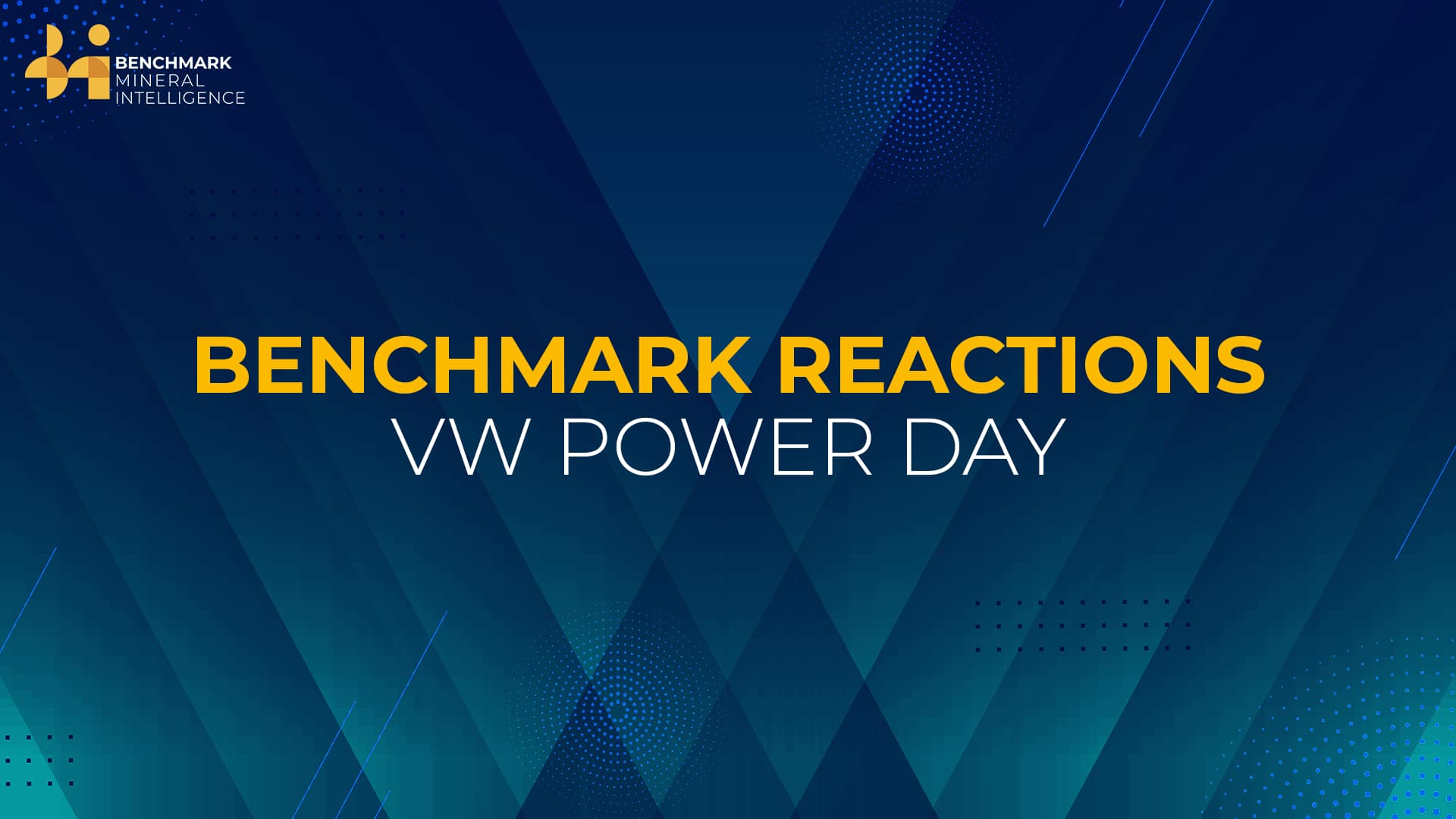 Benchmark's Volkswagen Power Day Reactions
