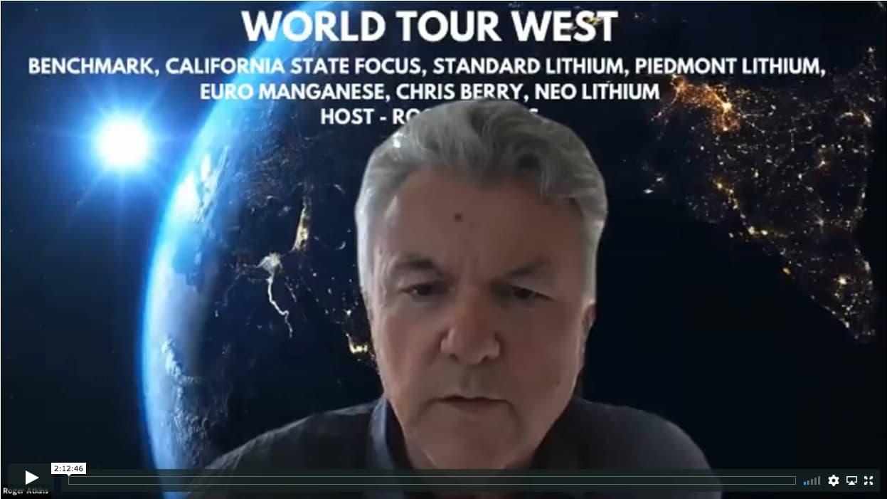 World Tour West