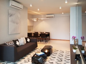 Wandervale EC - spacious living and dining