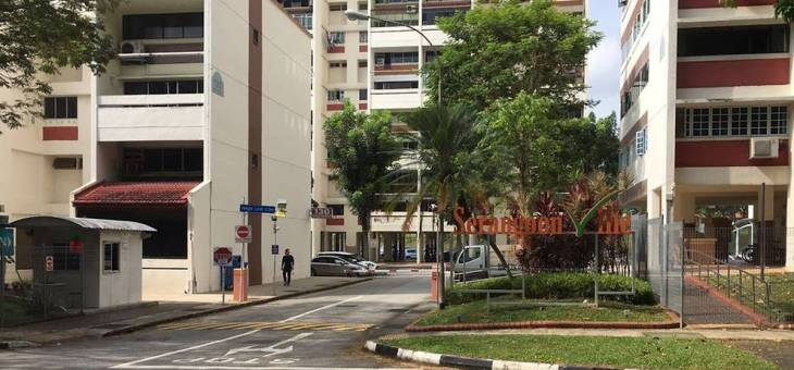 Serangoon Ville for en bloc