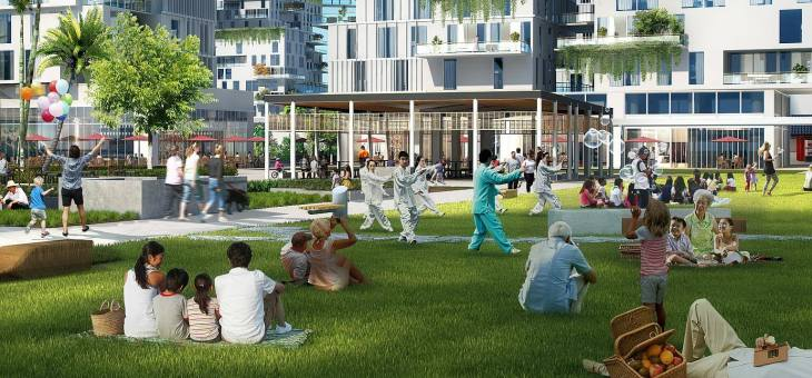 New paradigm in new homes in Bayshore, Kampong Bugis and Holland Plain