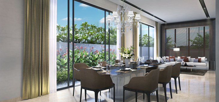 Kismis Residences – a freehold landed project off Upper Bukit Timah Road will launch on Friday