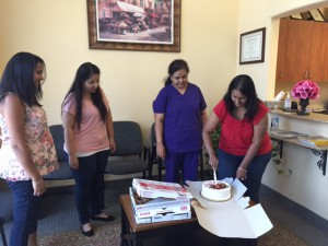 benchtest drshalinithasma birthday celebratingwithstudents