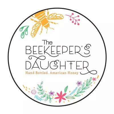 the beekeeper's daughter logo