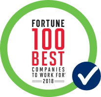 fortune best companies to work logo