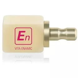 Vita enamic blocks for dental milling machines