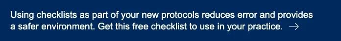 button to download checklist