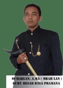 Guru Besar Daya Pramana - Paranormal Sakti Mandraguna