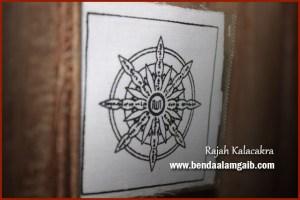 Produk Spiritual - Rajah Kalacakra - Benda Alam Gaib
