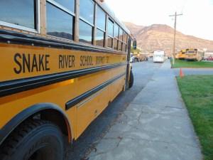 Snake River bus