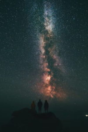looking at stars