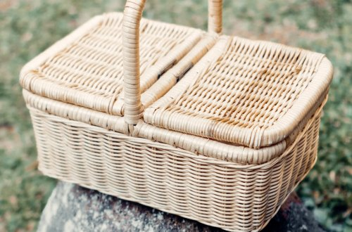 picnic basket - I Already Did