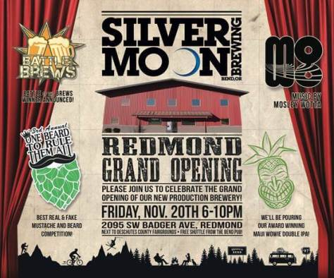Silver Moon Redmond Grand Opening