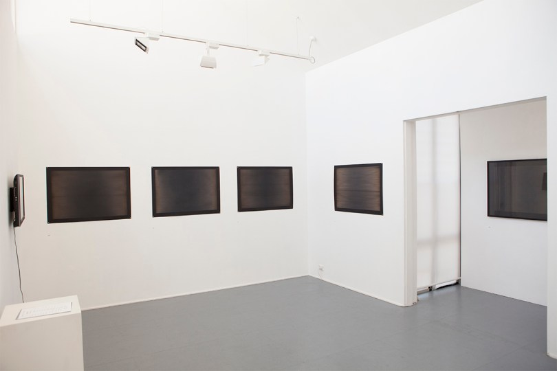 Standing Wave installation view