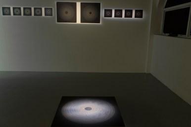 Threshold installation view
