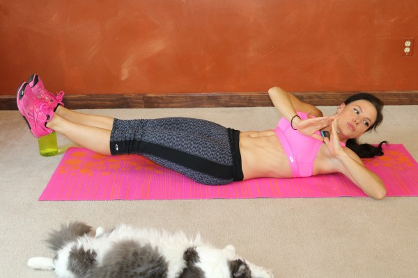 Temple Tap Abs