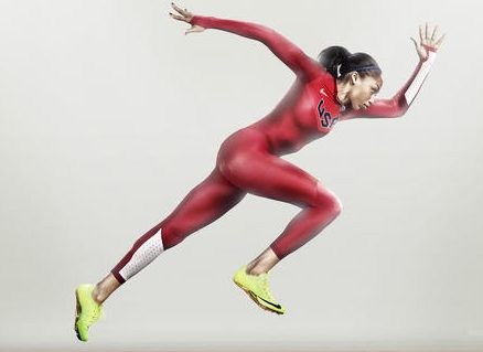 The Re-Shaping of Your Booty : Allyson Felix