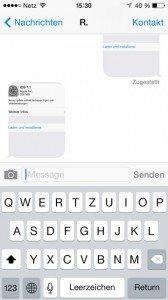 Verbessere Lesbarkeit der Schriften in iOS 7.1 durch stärkere Schriftschnitte