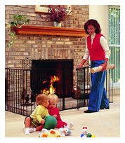 Fireplace Safety gas fireplace safety just how hazardous are their glass faces