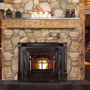 Quadra-Fire Mount Vernon E2