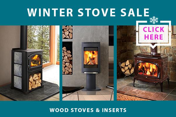 QuadraFire Winter Stove Sale