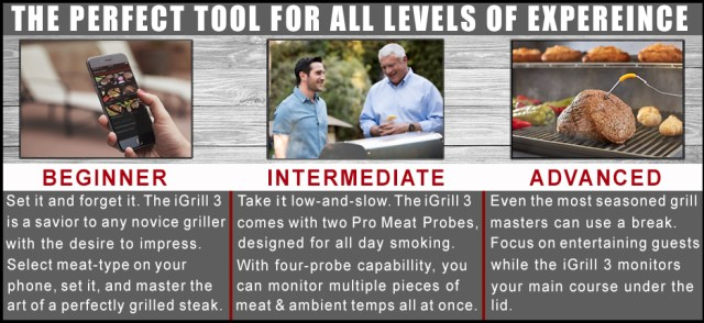 iGrill 3: Master the Art of Grilling