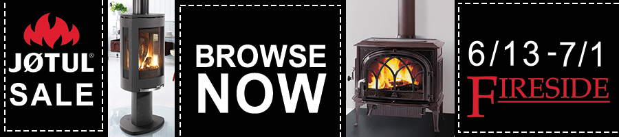 Jotul Wood and Gas Stove Sale