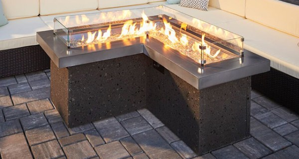 The Pointe Fire Pit Table