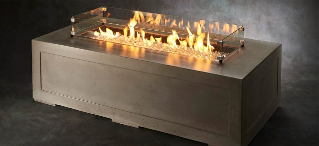 Industrial Outdoor Gas Fire Pit