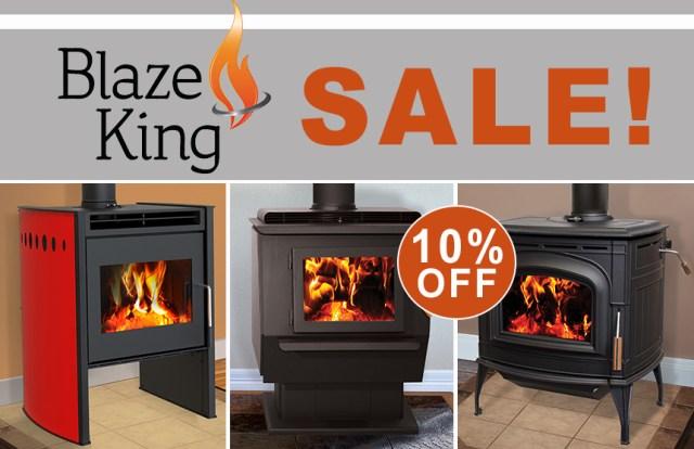 Blaze King Sale