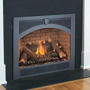 Fireplace X 864HO Gas Fireplace w/Screen