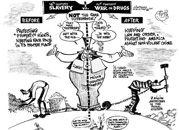 The War on Drugs - Vested Interests