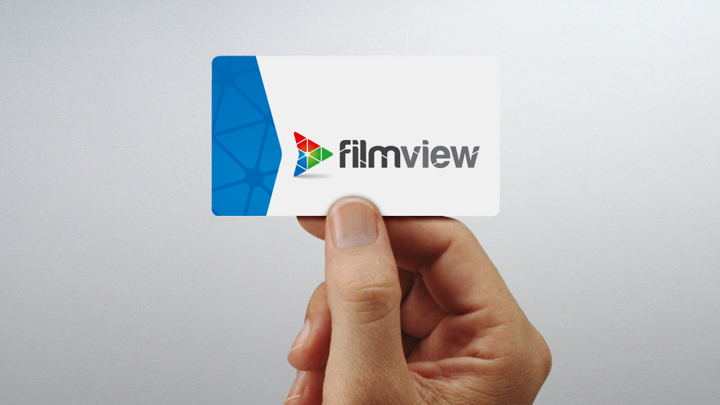 Corporate identity for Filmview
