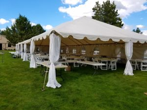 Tent Leg Drapes – A Must Have for Formal Events