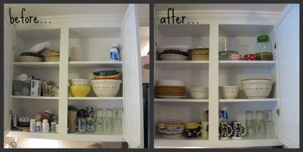Organizing Your Kitchen Cabinets - terraneg.com