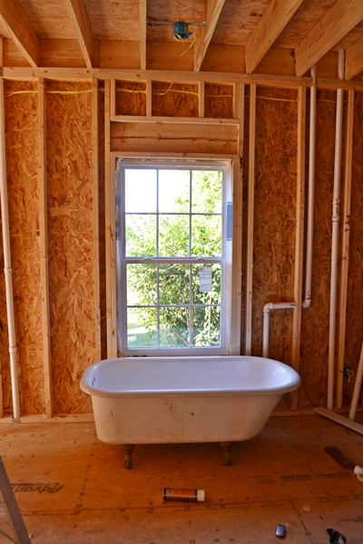 bathroom windowsto cover or not to cover? - beneath my heart